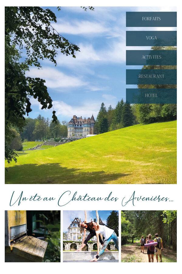 Un été au Château
